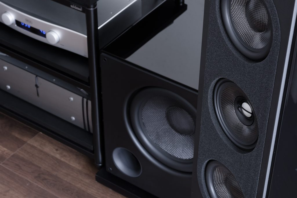 SONANCE Reference 2.1 Stereo System