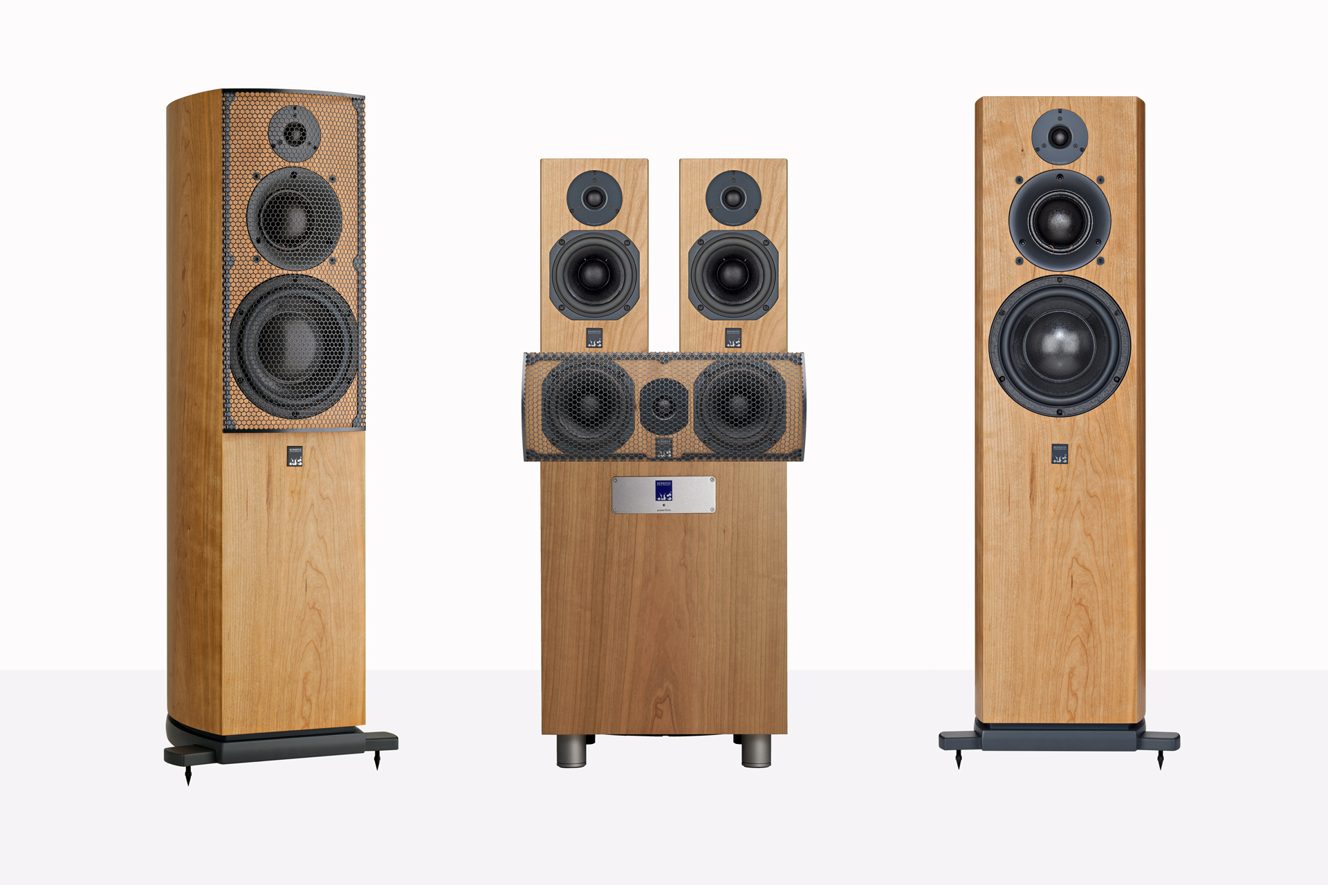 ATC SCM40 5.1 home theater system
