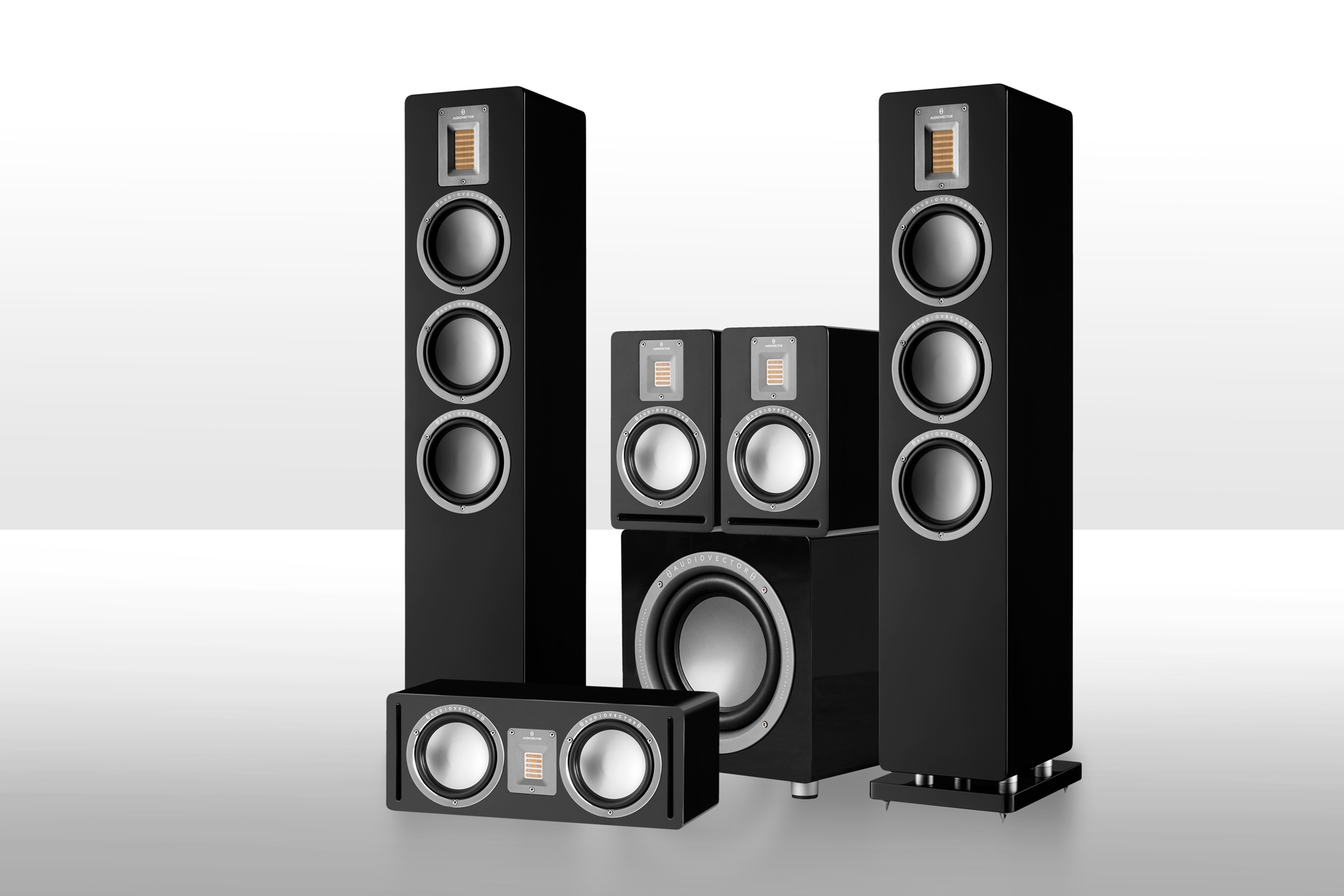 audiovector qr5 loudspeakers home theater