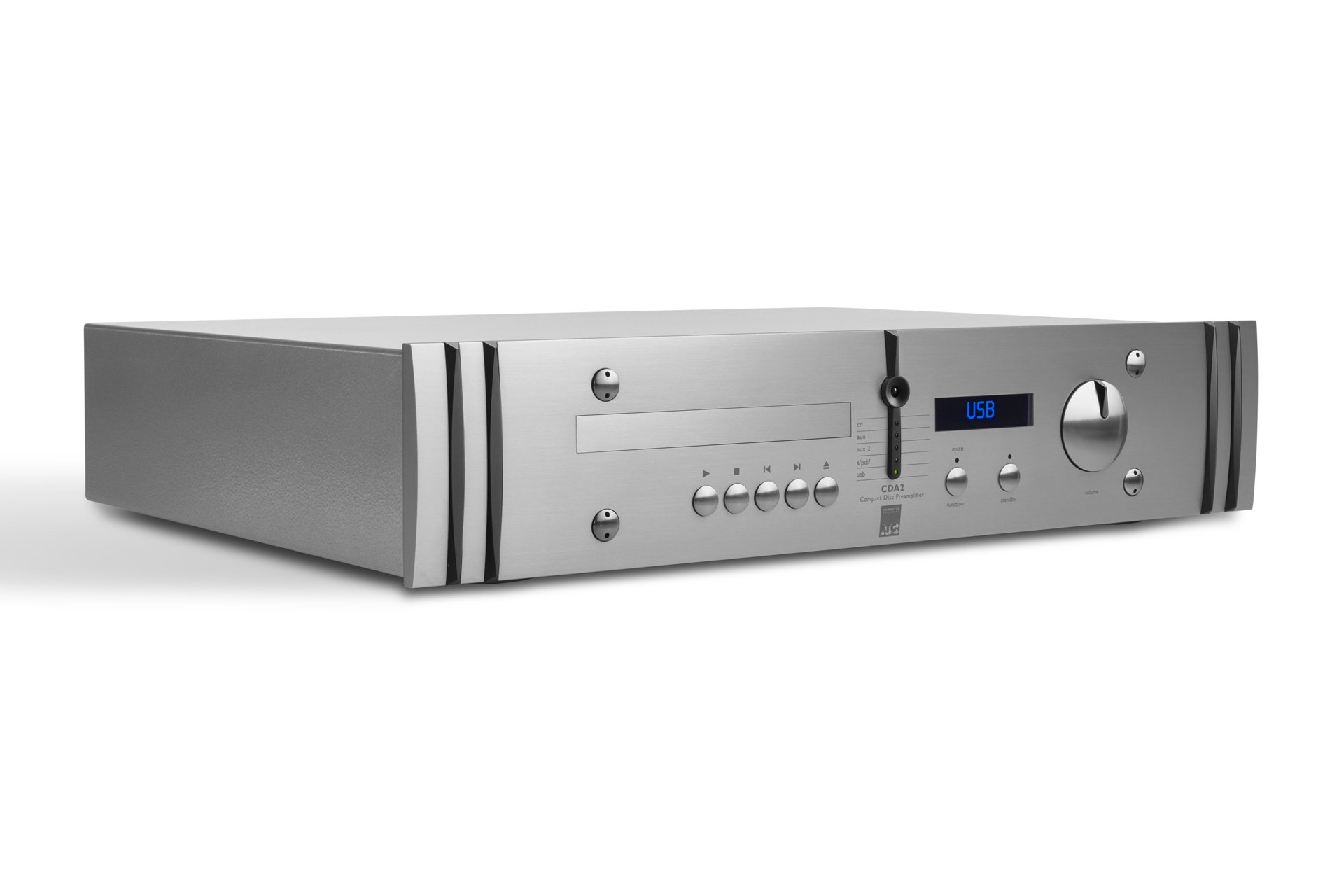 ATC CDA2 Mk2 CD player DSD DAC Preamplifier