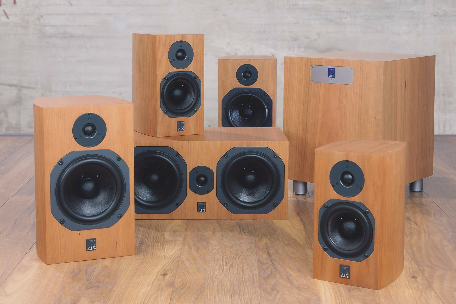 ATC 5.1 Home Cinema System