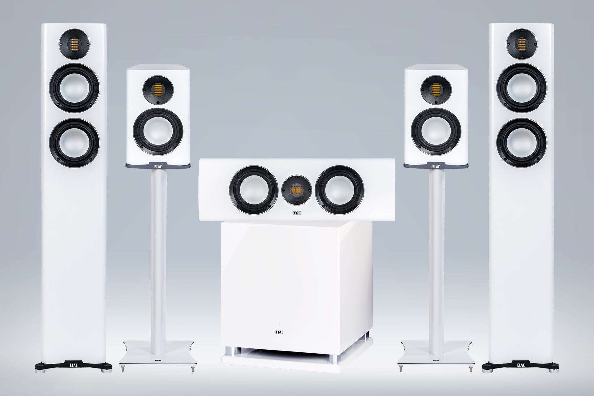 ELAC Carina Home Cinema 5.1 System