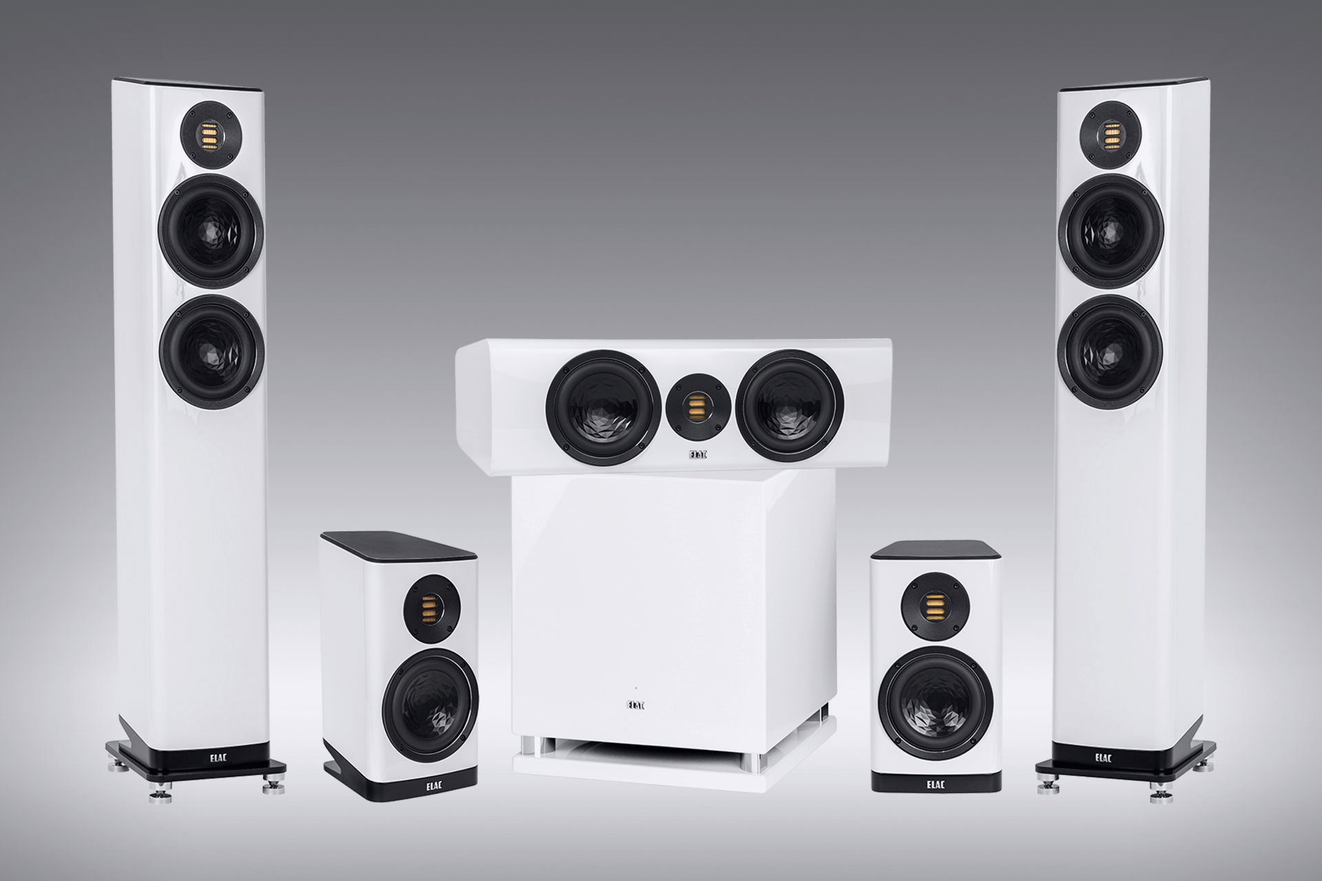 ELAC Vela FS 407 Home Cinema System