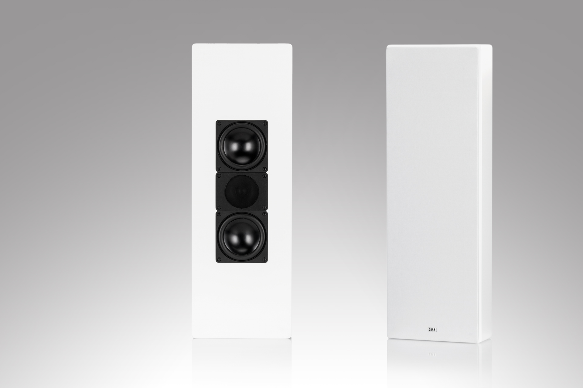 ELAC WS 1465 on-wall loudspeakers