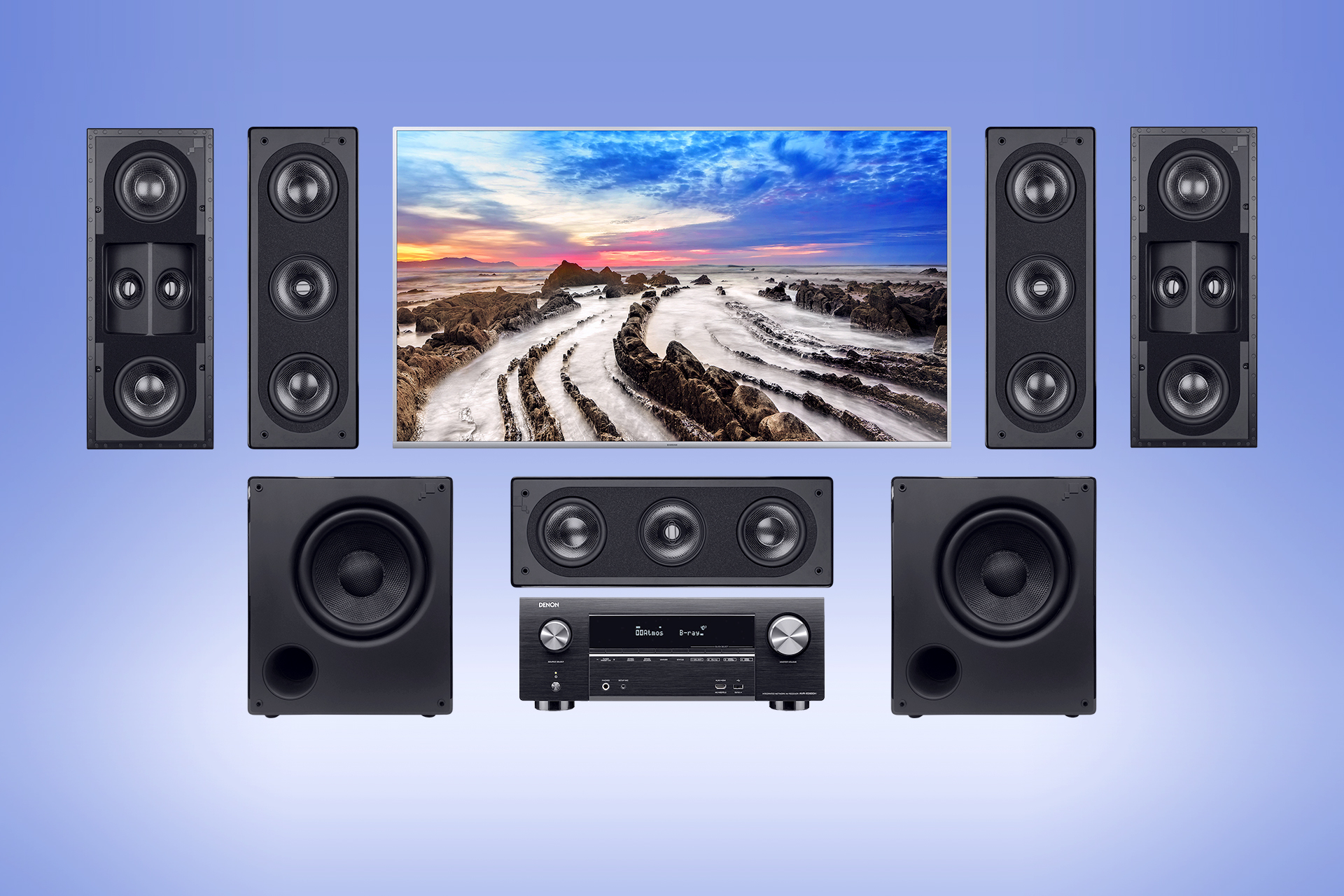Sonance Reference Home Cinema System