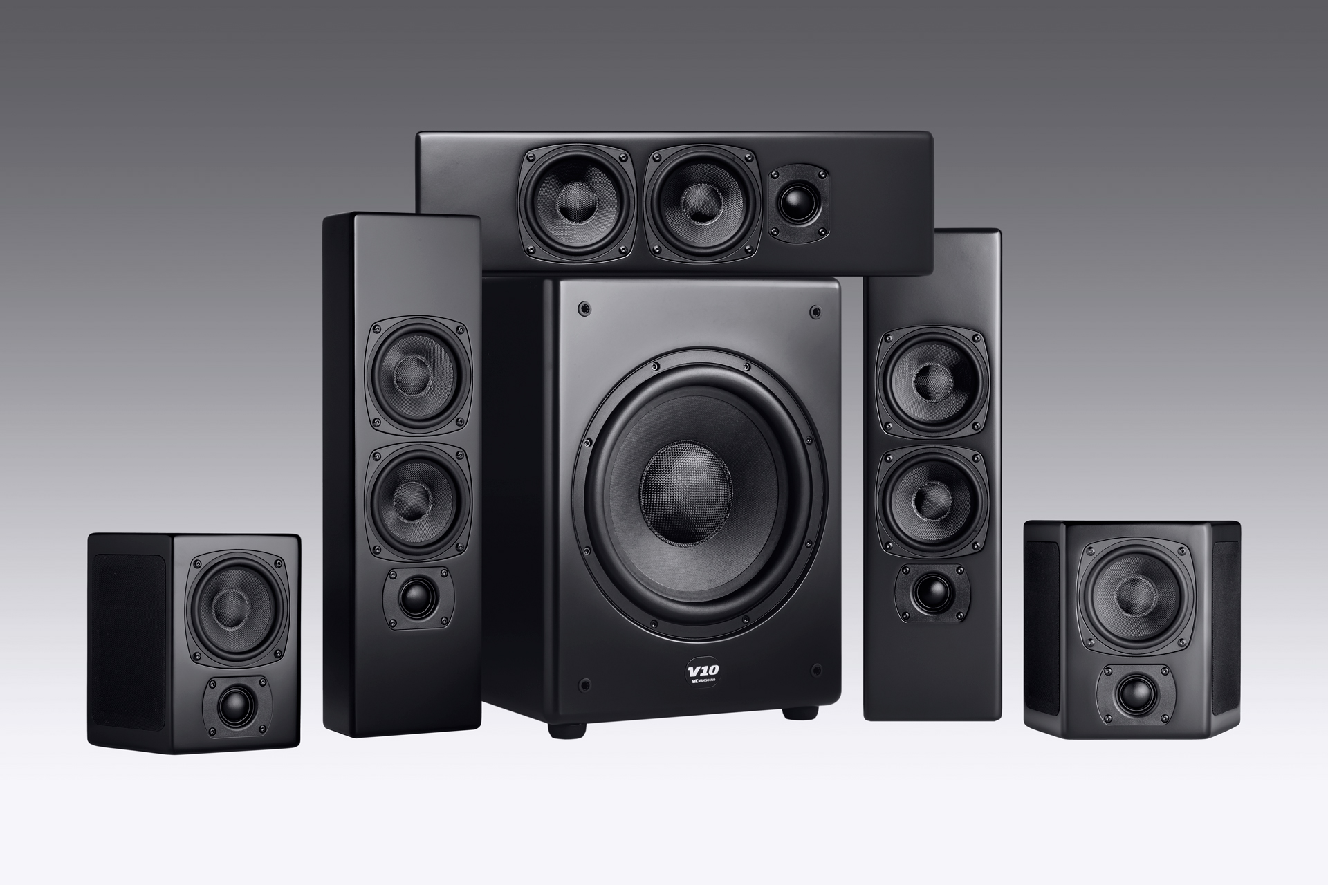 M&K Sound M-Series 5.1 Home Cinema System