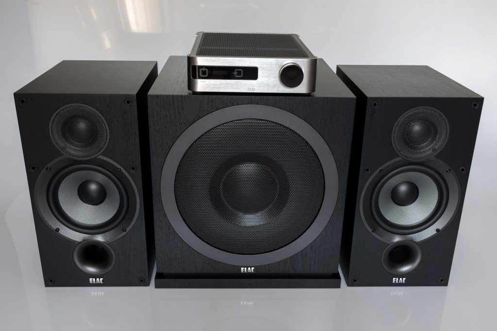 ELAC 2.1 Stereo System